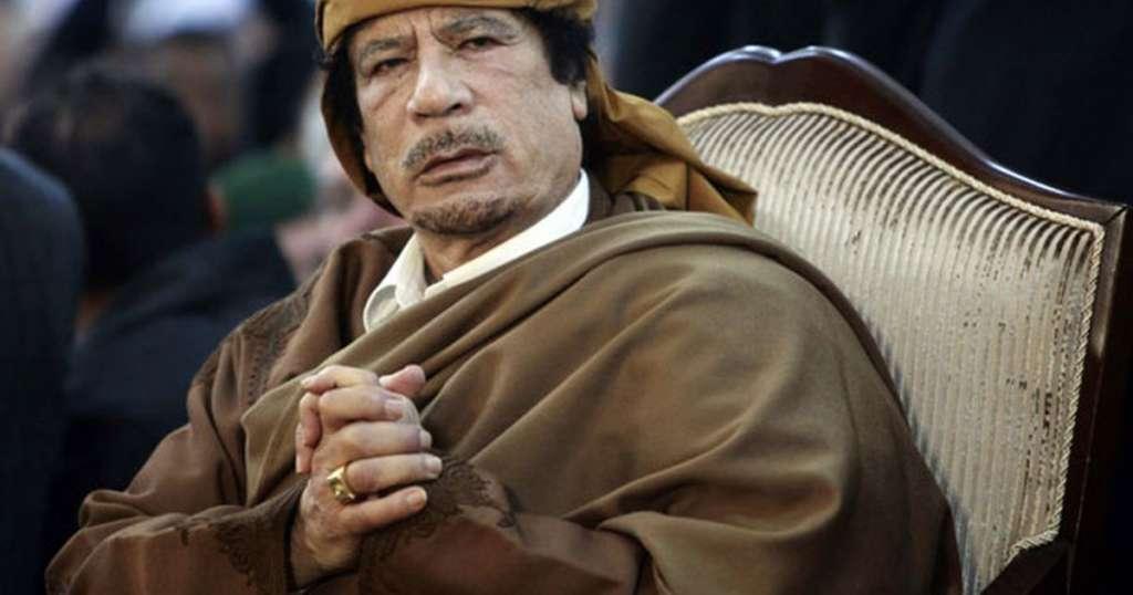 Legacy Left Behind the Gaddafi-led Revolution
