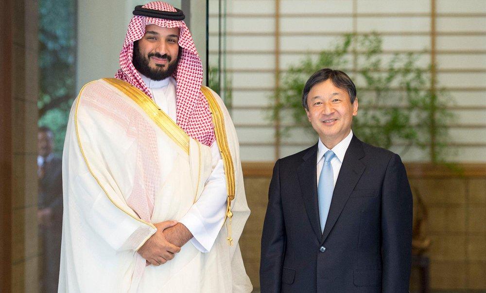 Saudi-Japanese Defense Accord Signed during Deputy Crown Prince's Visit to Tokyo