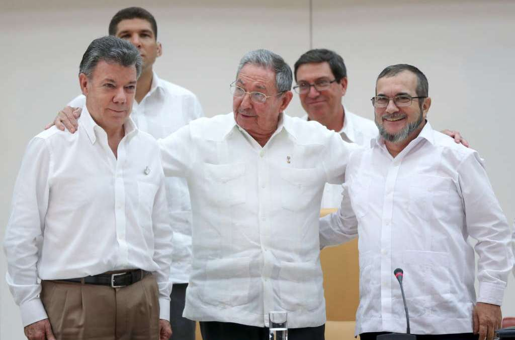 Colombia: Fate of Peace Deal Depends on October's Polls