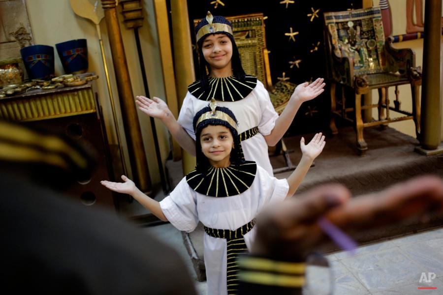 Biggest 'Pharaoh Robe' to be Showcased in Sharm el-Sheikh