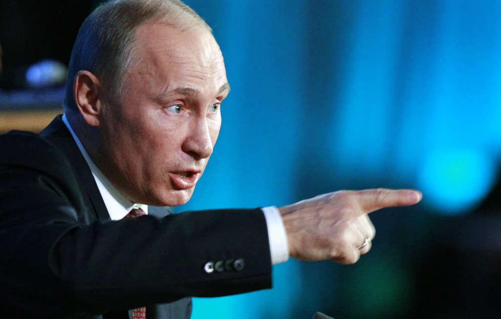 Putin: Moscow and Washington Close to Breakthrough Deal on Syria