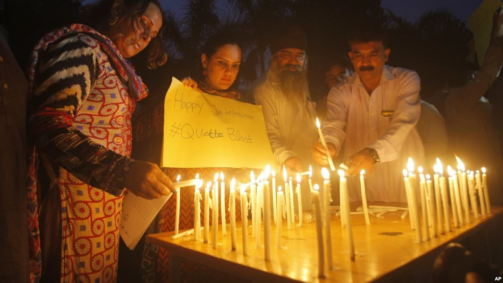 Pakistan Hit by Deadly Attacks