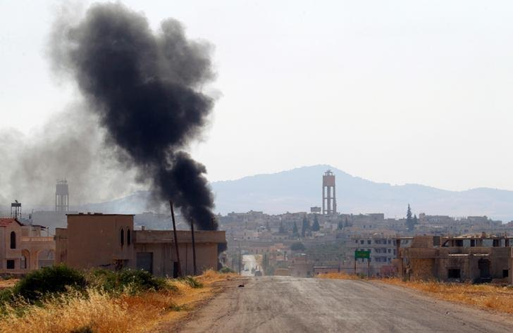 U.N. Launches New Syria Initiative, Slams Strategy of Forced Evacuation of Residents