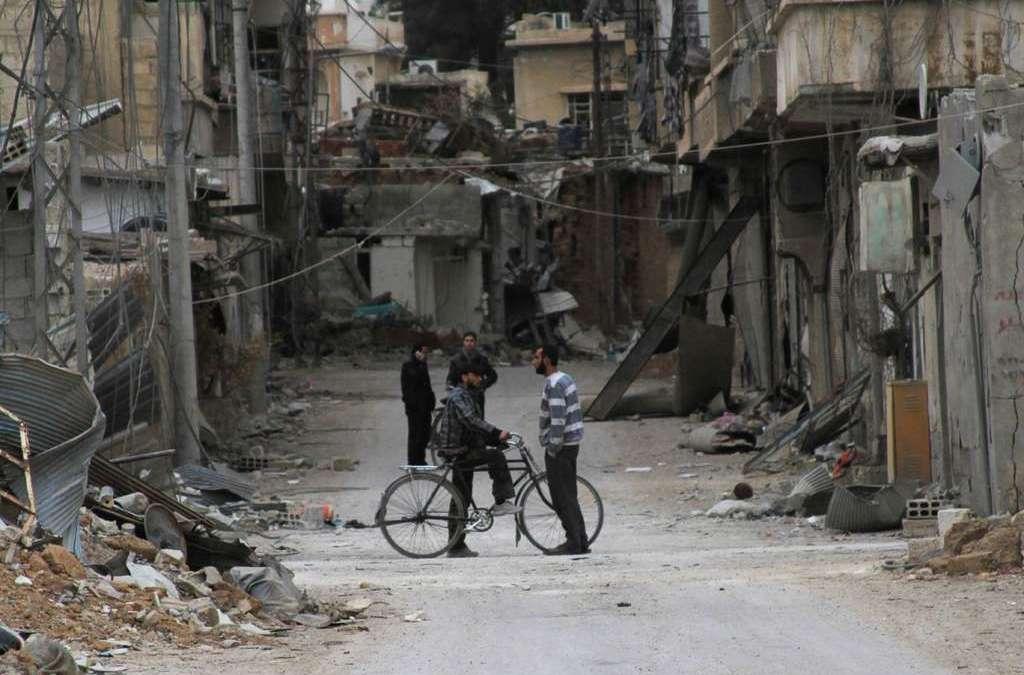 Assad Exerts Pressure to Turn Moadamiyat al-Sham into another Daraya