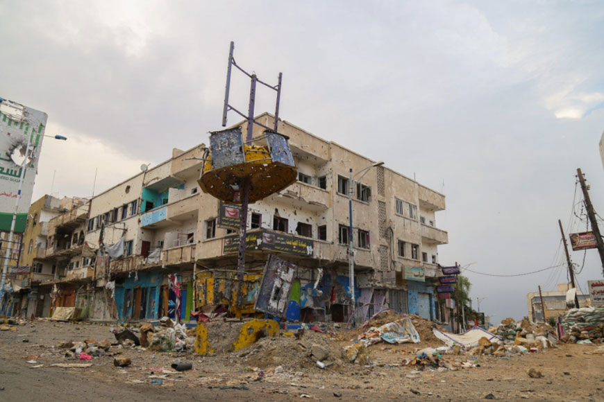 Washington Says Violations of Yemen Truce Threaten Negotiations