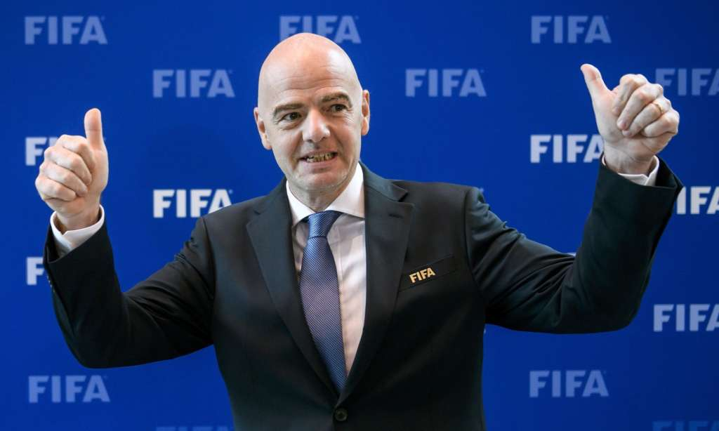 Gianni Infantino and Fifa seem to have a New Plan: to Kill the World Cup