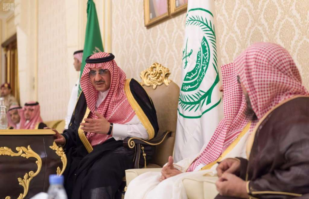 Crown Prince: Ready to Face Challenges Targeting Saudi Security