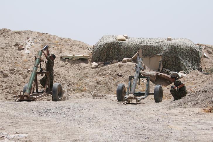 Turkey Proposes Joining U.S. in Raqqa Battle