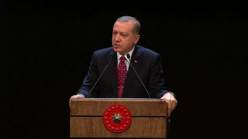 Erdogan: 'Euphrates Shield' Progresses towards Al Bab…Turkey Ready to Liberate Raqqa with Conditions