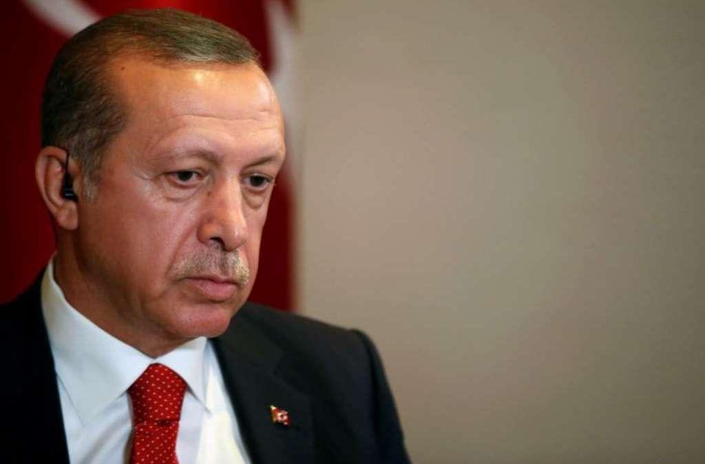 Erdogan Seeks U.S.-Like Presidential System