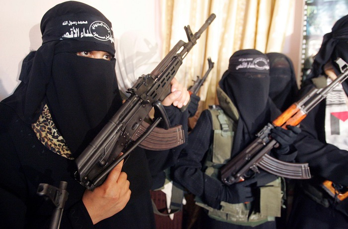 ISIS Recruitment between Western, Arab Women
