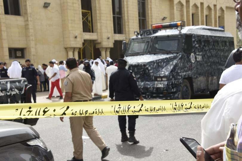 Kuwait: ISIS-affiliated Egyptian Terror Cell Targeted U.S. Soldiers