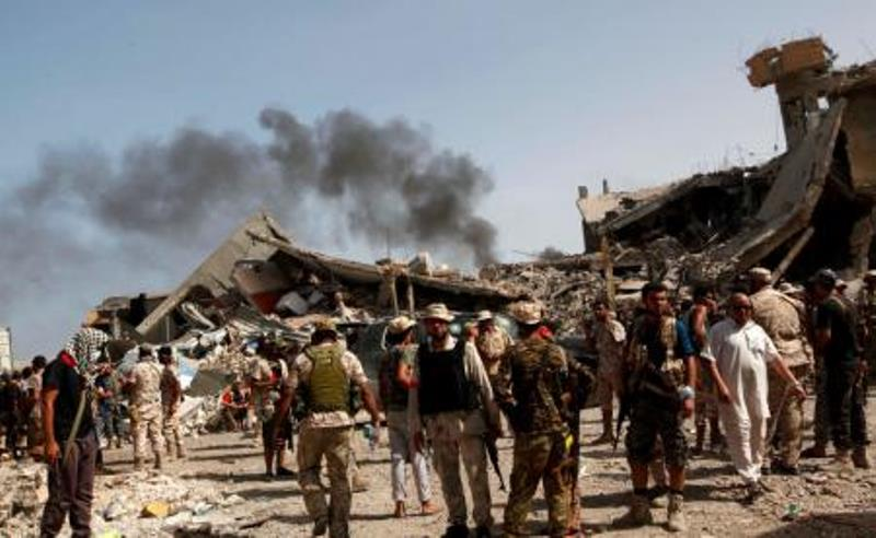 Drums of War Beat in Libyan Capital
