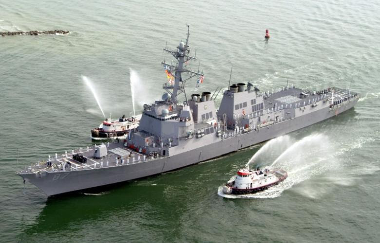 U.S. Destroyers near Bab el-Mandeb Strait Fired on 3 Times in 7 Days