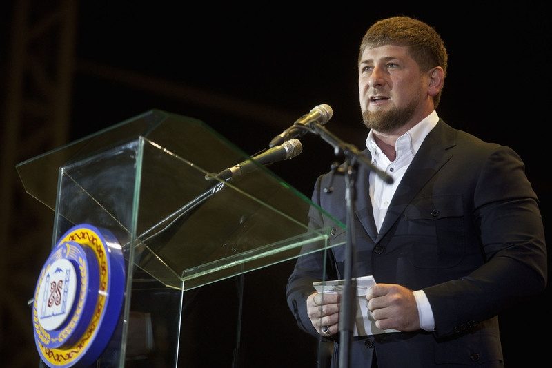 Chechnya's Kadyrov Sparks Controversy on MMA Participation of Boy Fighters