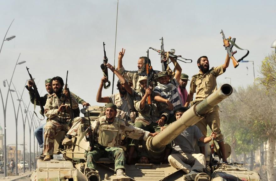 War Diaries in Libya: The Clash of Local Militias