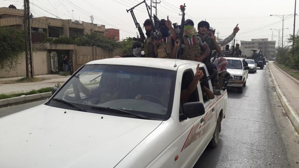 Mosul Battle: A War of Open Agendas, Vague Files