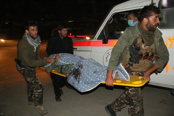Kabul: Dozens Killed in Attacks on Mosques