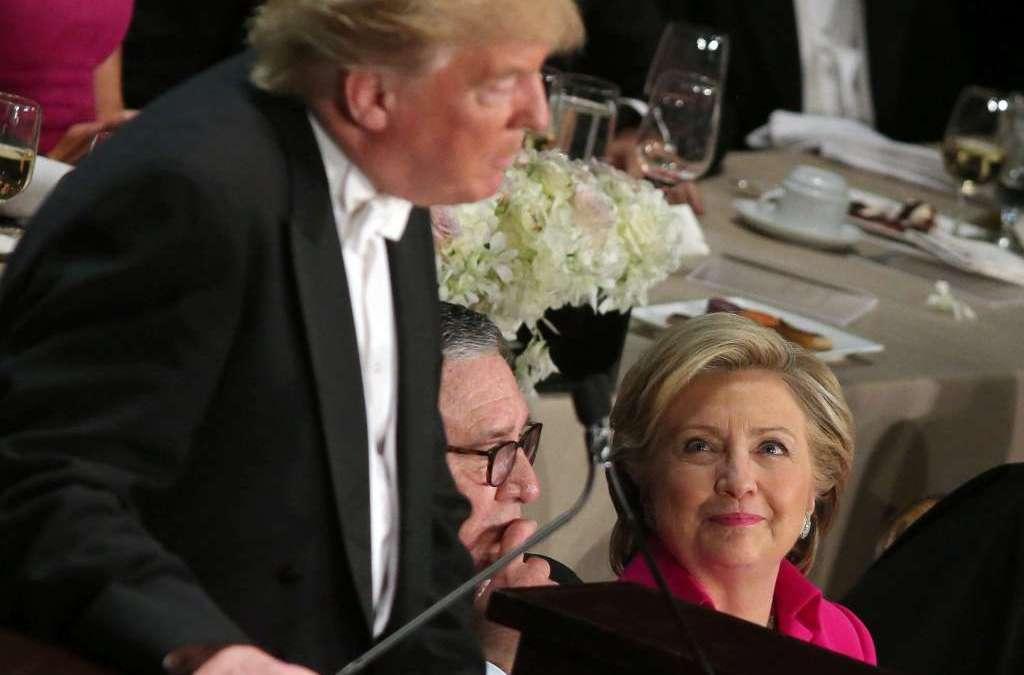 Trump Booed at NY Charity Event, Slammed by Obama