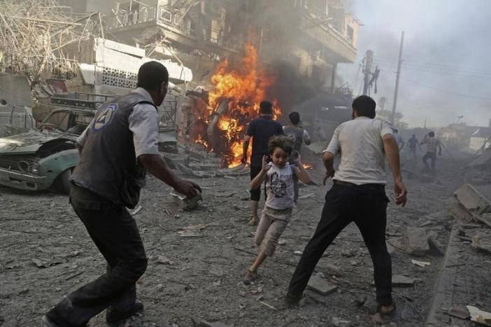 France to Seek ICC Investigation for War Crimes in Aleppo