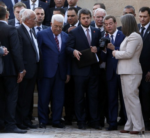 Abbas: Palestinian Recognition of Israel not for Free