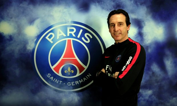 PSG's Unai Emery: 'We Watch all our Games around 12 Times'