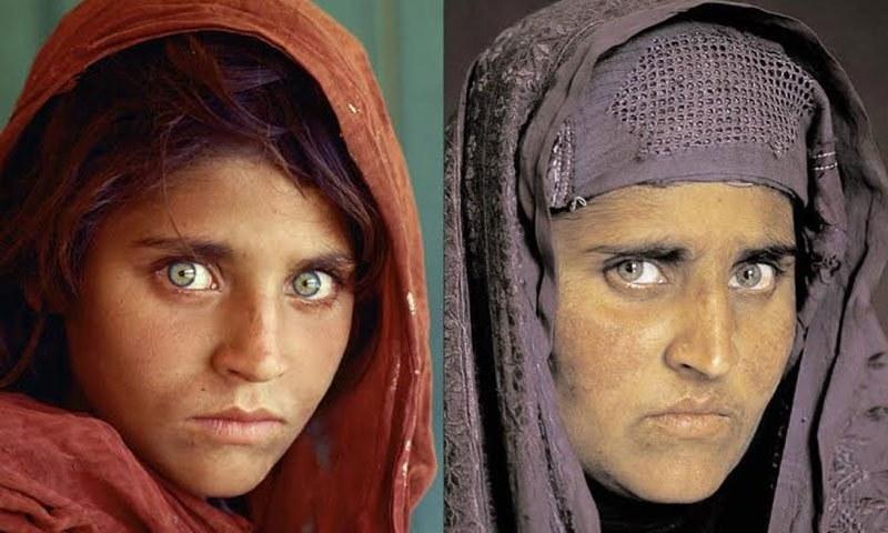 'Mona Lisa of Afghan War' Returns back Home