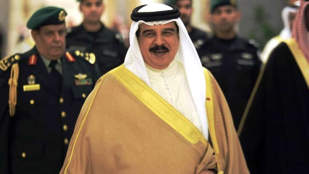 Bahraini King: Bahrain is an Oasis of Peace for All Religions, Creeds and Ethnicities