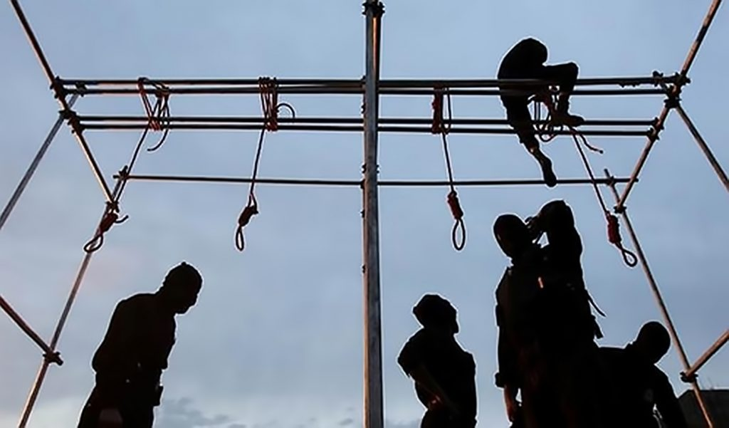 Gulf Study Exposes Systematic Executions in Iran, a Mechanism to Protect an Oppressive Regime