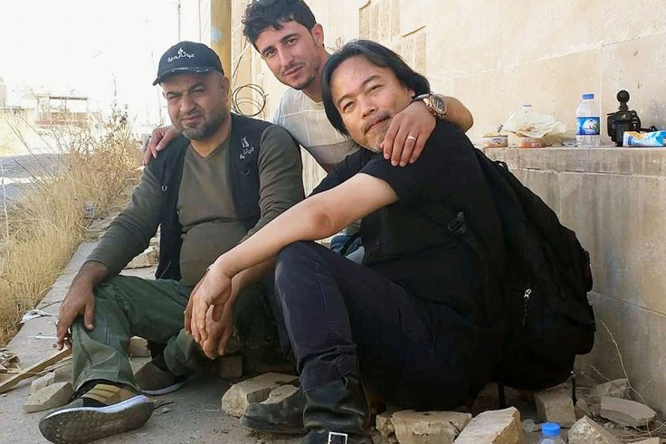 Kurdistan Arrests Japanese Journalist for Ties with ISIS