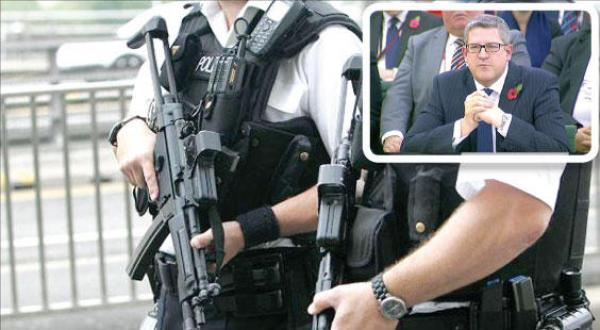 Britain's Security Service: We Have Foiled 12 Attacks in the Past 3 Years