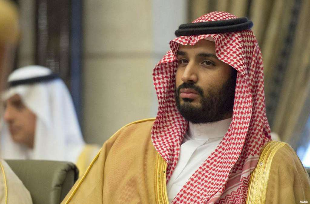 Prince Mohammed bin Salman Decorates Malaysian Armed Forces' Commander-in-Chief