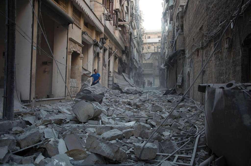 Turkey Suggests Autonomous Zone in Aleppo… Russia Silent