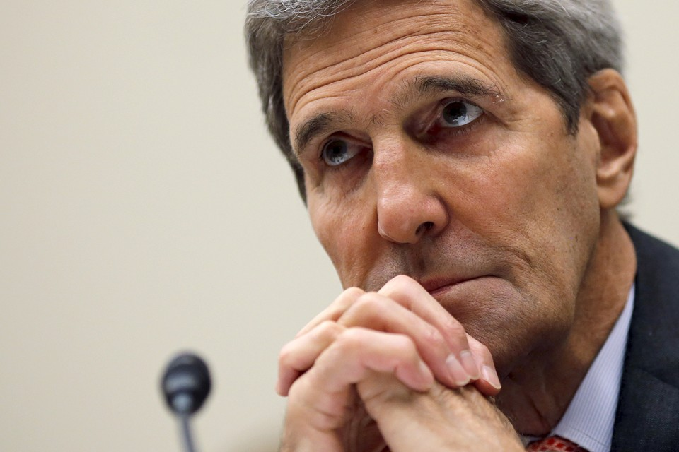 John Kerry: 'Washington Continues to Achieve Climate Goals'