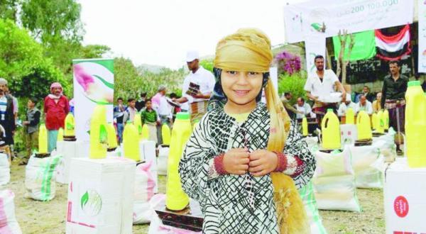 King Salman Centre for Relief Treats 150 Injured Yemenis in Taiz