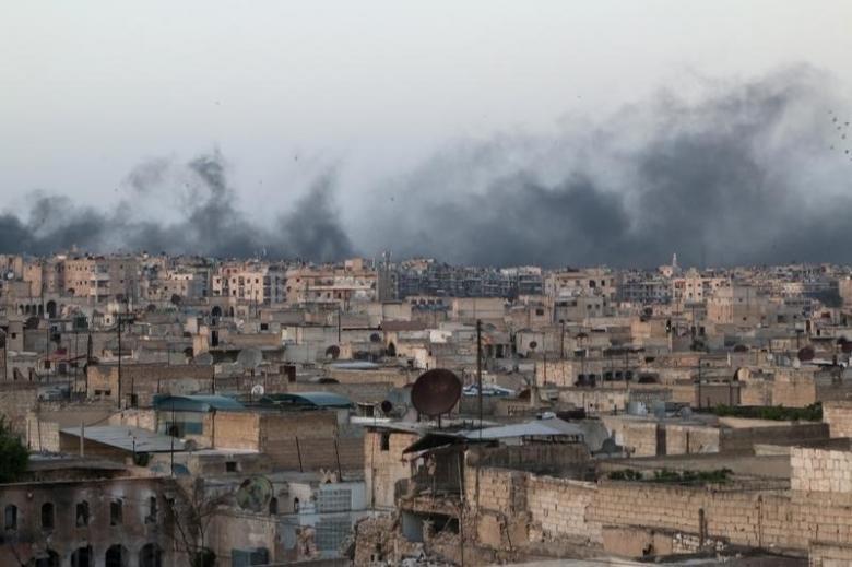 Moscow,Tehran Ponder Next Moves in Aleppo