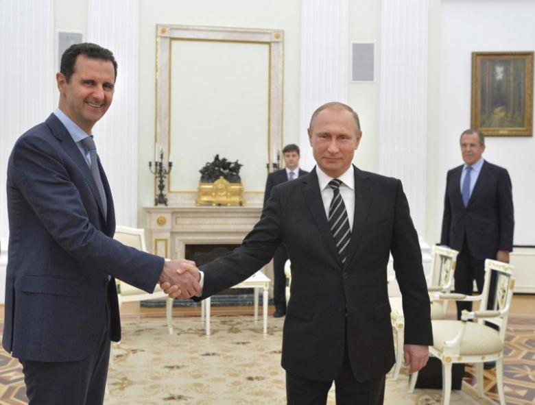 Putin Told Assad That Syria's 'Devolution' Is Inevitable