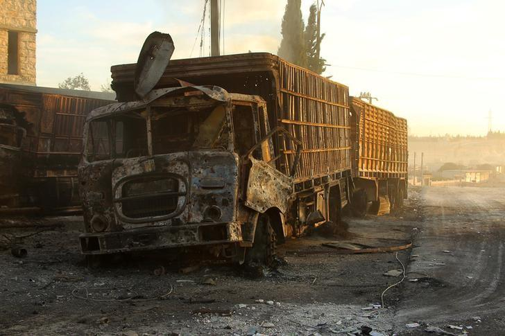 U.N. Moves to Refer Aleppo Convoy Attack to Security Council