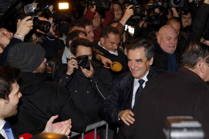 France's Fillon Crushes his Opponents, Sarkozy's Political Career is Over