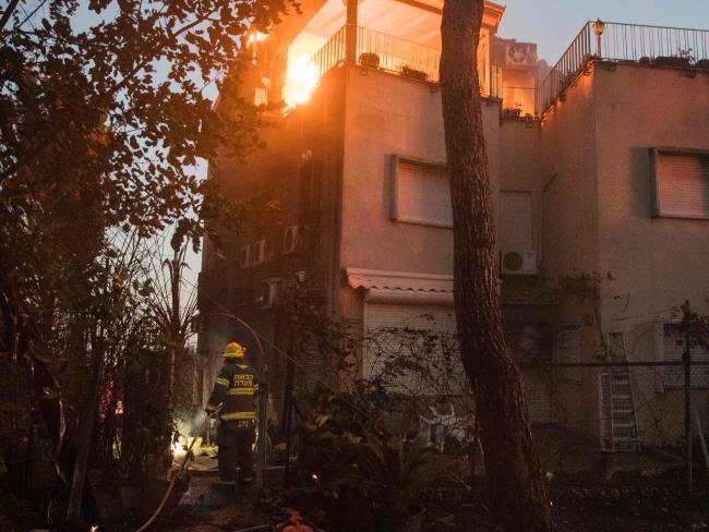 Israel 'Is Burning'… Parliamentarians Call it 'Arson Intifada'