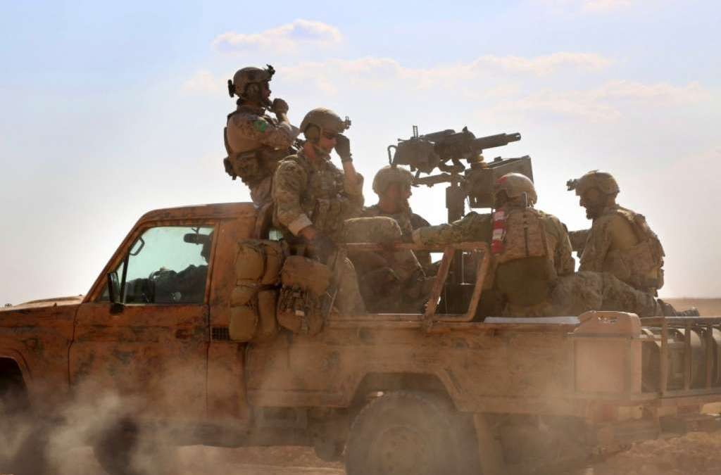 U.S. Expands Elite Military Unit's Powers to Hunt Terrorists Globally