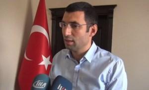 Derik district governor Muhammed Fatih Safiturk