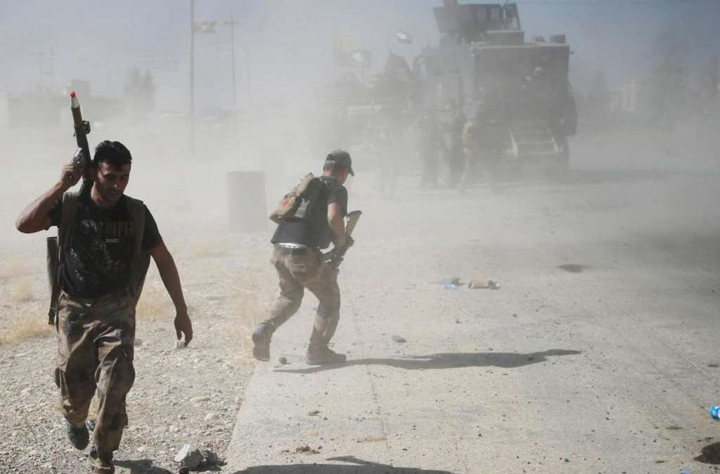 Iraq Forces Push through Mosul's East, ISIS Militants to be Fully Dislodged Soon