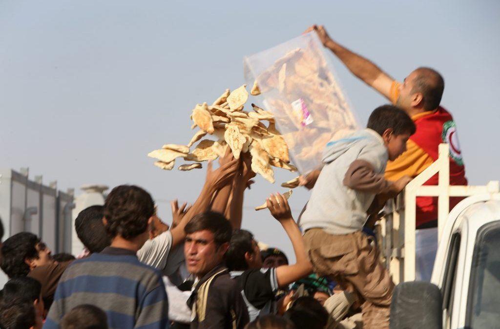 Mosul's Refugees Face Identity Challenge