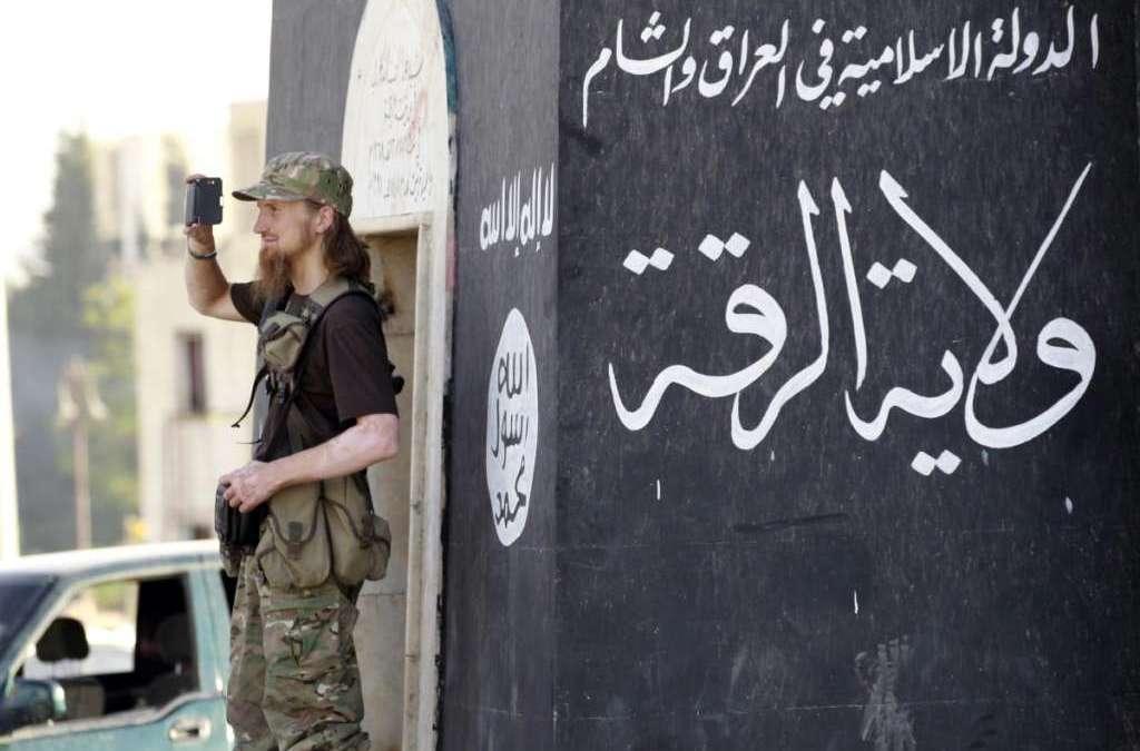 ISIS' Nazi-Inspired Methods