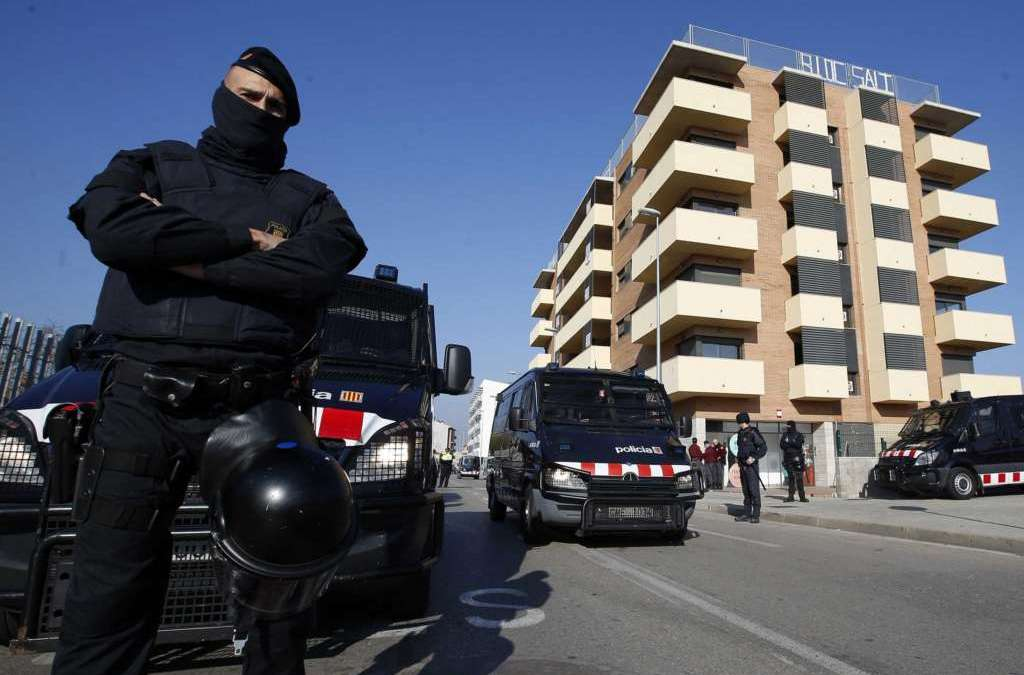 Spanish Police Arrest 4 Suspected of ISIS Activity