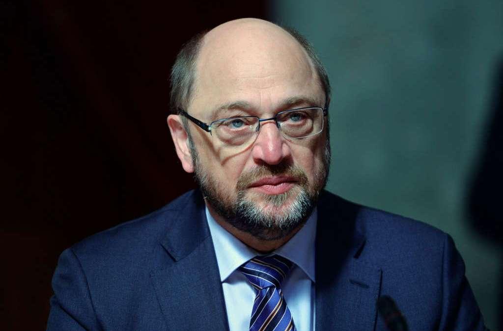 EU Parliament President Schulz to Enter German Politics