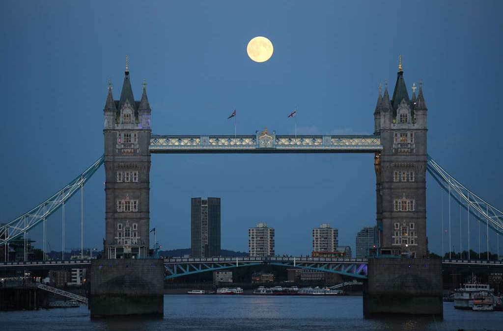 Bridges of London Established by Romans, Arabs