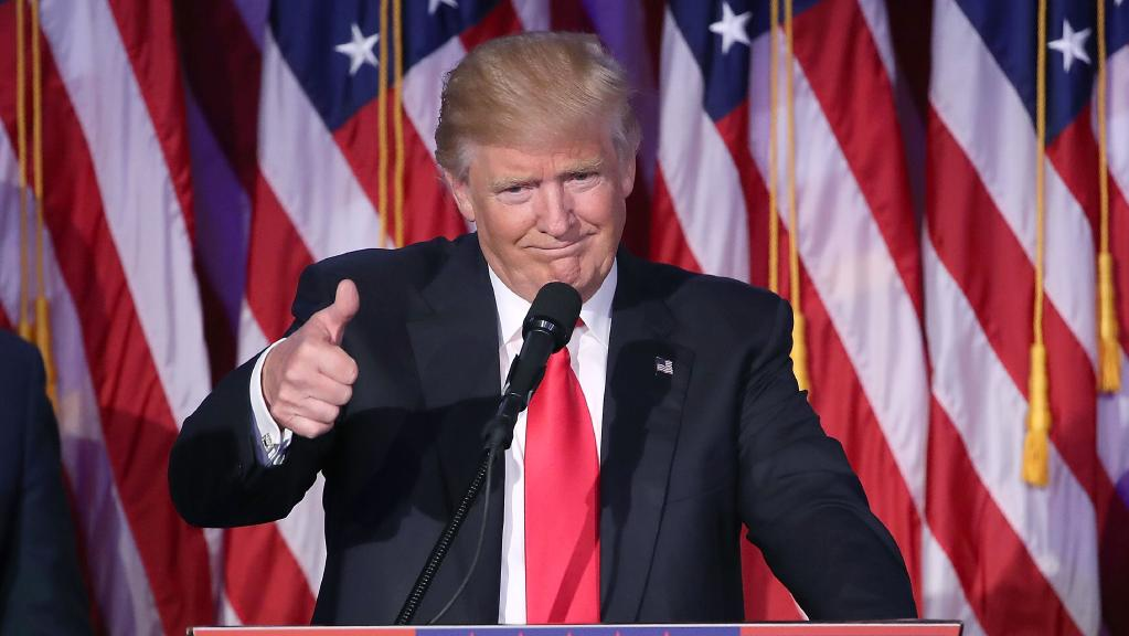 Trump Promises New Start in US Foreign Policy