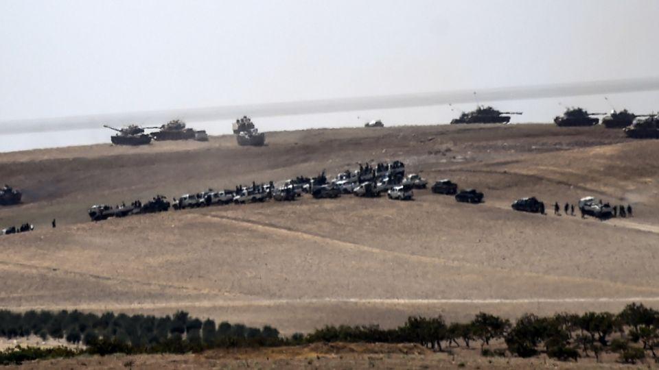 Turkish Army Blames Assad Regime for Deadly Air Strike